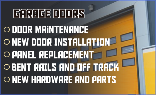 Garage Door Repair San Jacinto CA